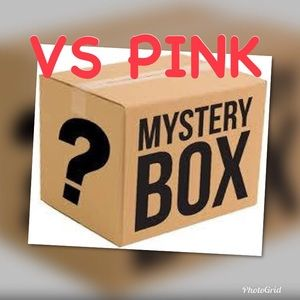 Vs Pink Mystery Box!!!! First come get Nwt items!!